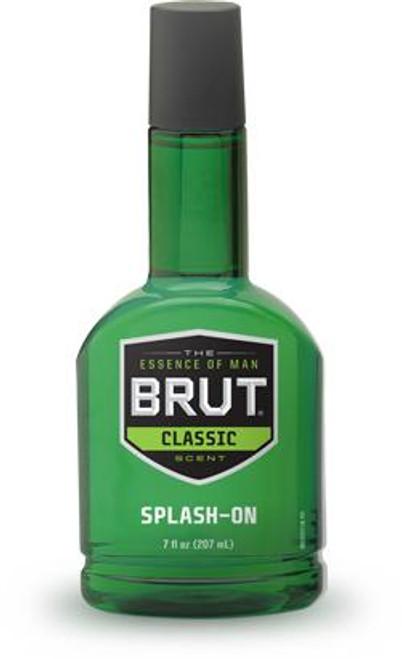 Brut Classic Splash-On, 7 oz