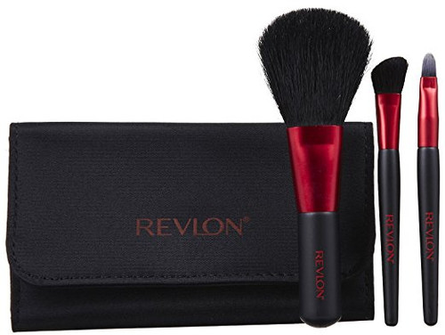 Revlon Premium 3-Piece Starter Brush Kit, 1 Ea