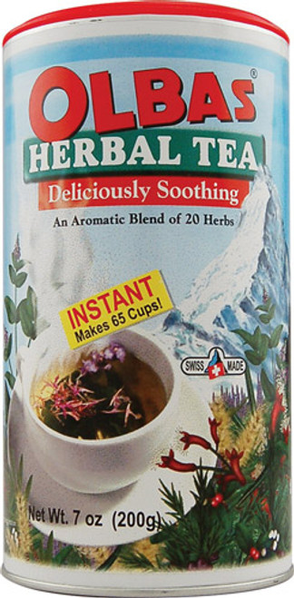 Olbas Instant Herbal Tea, 7 oz, 1 Ea