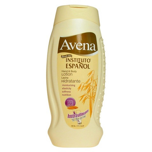 Avena Moisturizing Milk Hand & Body Lotion, 17 oz