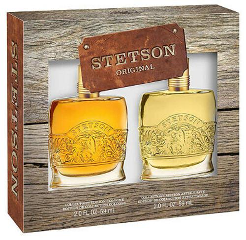 Stetson Original Collection 2-Piece Gift Set for Men