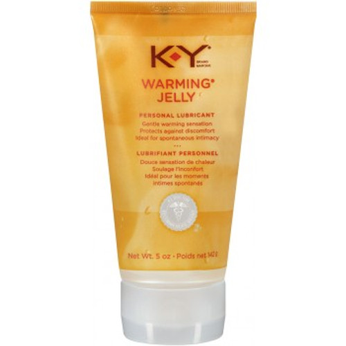 KY Warming Jelly Personal Lubricant, 5 oz, 1 Ea