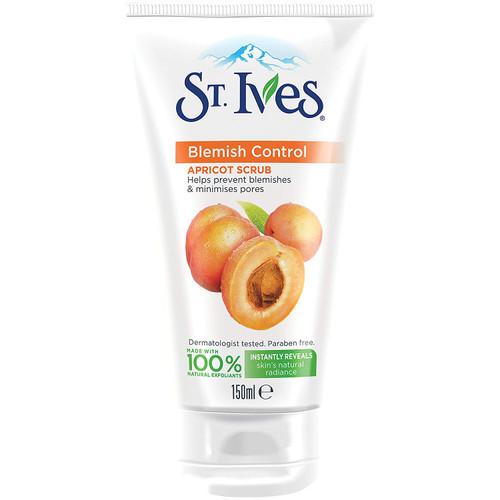 St Ives Blemish Control Apricot Scrub, 150 ml