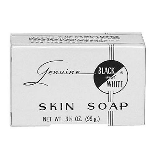 Black & White Skin Soap, 3-1/2 oz