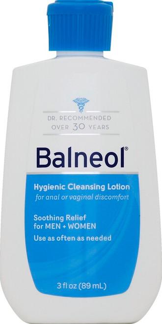 Balneol Hygienic Cleansing Lotion, 3 oz