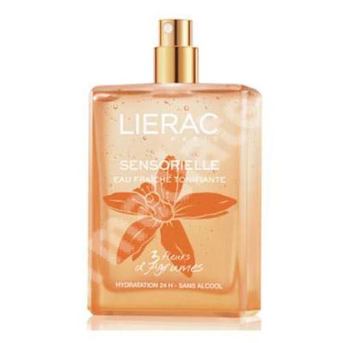 Lierac Paris Sensorielle Fresh Toning Mist, 3.4 Oz, 1 Ea