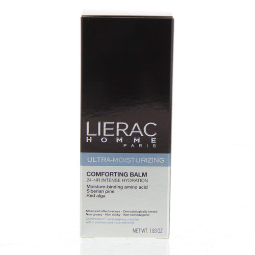 Lierac Homme Paris Ultra-Moisturizing Comforting Balm, 1.83 Oz, 1 Ea