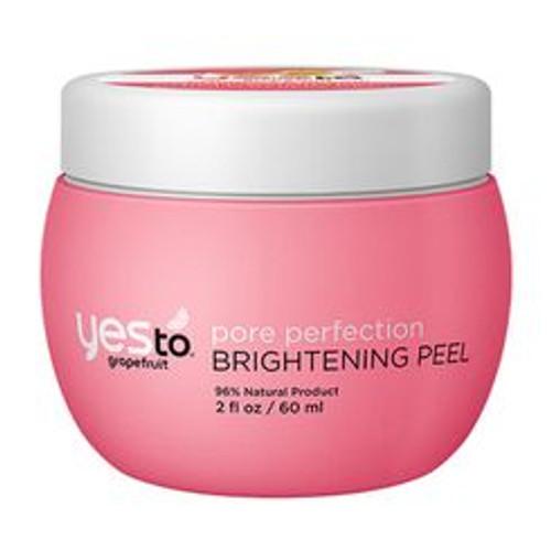 Yes To Grapefruit Pore Perfection Brightening Peel, 2 OZ