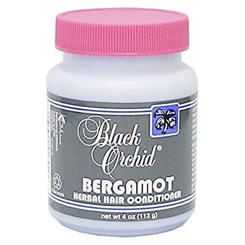 Black Orchid Bergamot Herbal Hair Conditioner, 4 oz