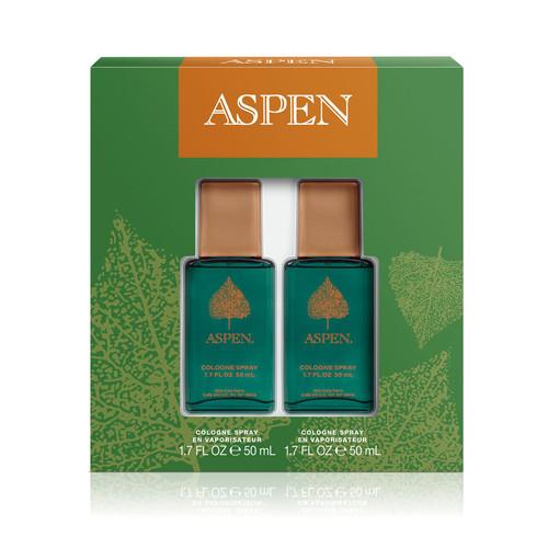 Aspen Cologne Spray 2-Pc Gift Set