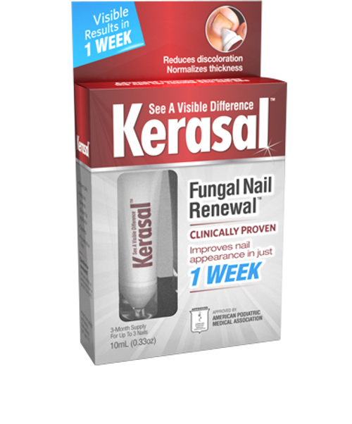 Kerasal Nail Fungal Nail Repair 10 Ml 1 Ea Nationwide Campus
