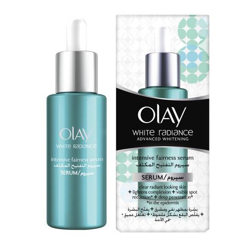 Olay White Radiance Intensive Fairness Serum, 1.3 Oz