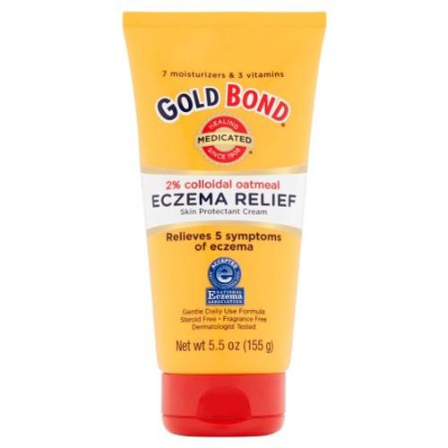 Gold Bond Eczema Relief Skin Protectant Cream, 5.5 OZ