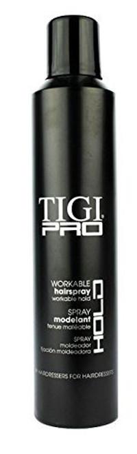 Tigi Pro Workable Hold Hairspray, 300 ml