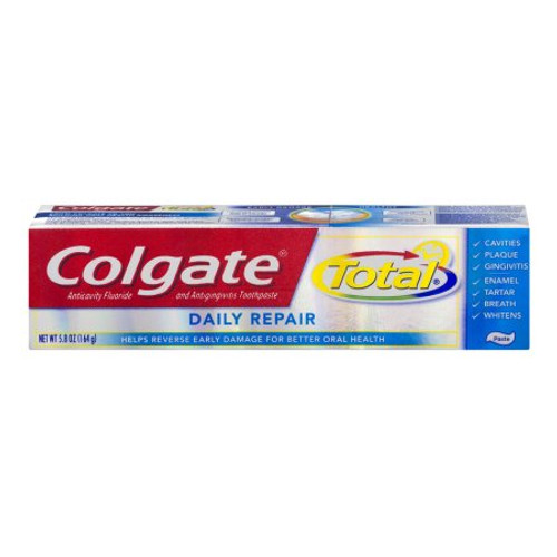 Colgate Total Daily Repair AntiCavity Protection Fluoride Toothpaste, 5.8 oz