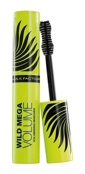 Max Factor Wild Mega Volume Mascara, 11 ML WITH FREE 3CT EYEBROW RAZORS