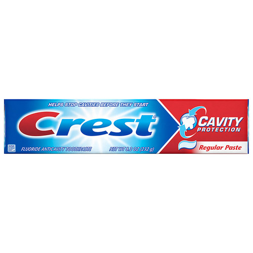 Crest Cavity Protection Anticavity Fluoride Toothpaste, 8.2 oz