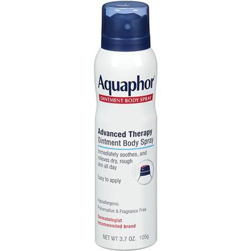 Aquaphor Advanced Therapy Ointment Body Spray, 3.7 oz