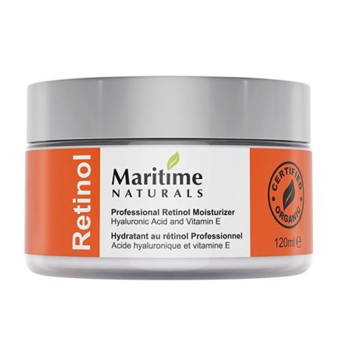 Maritime Naturals Professional Retinol Moisturizing Cream, 4 oz