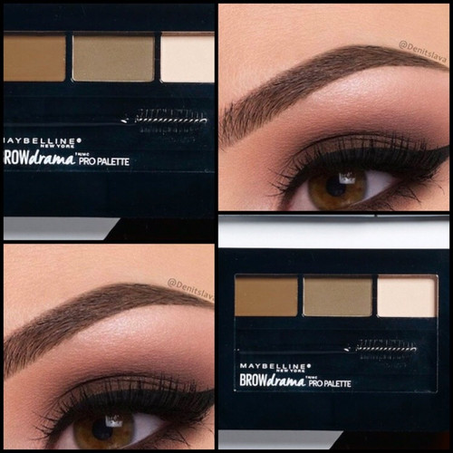 Maybelline Brow Drama Pro Eyebrow Palette