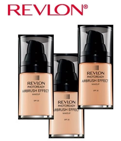 Revlon PhotoReady Airbrush Effect Makeup SPF20 004 Nude 1