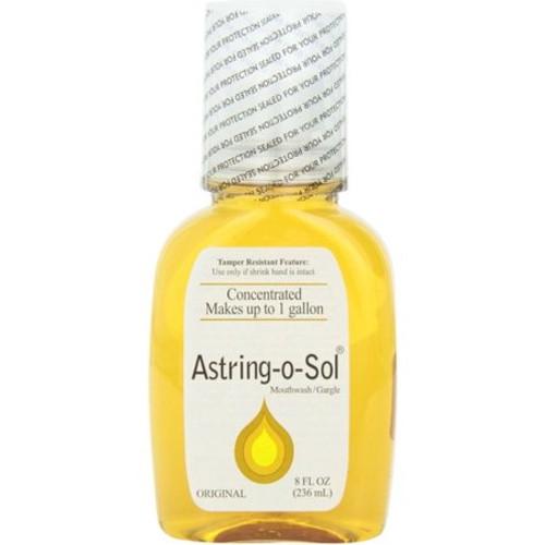 Astring-O-Sol Concentrated Mouthwash, Original, 8 oz