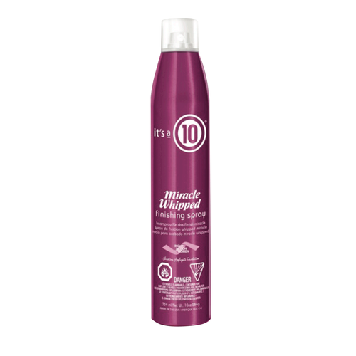 It's A 10 Miracle Whipped Finishing Spray, 10 Oz