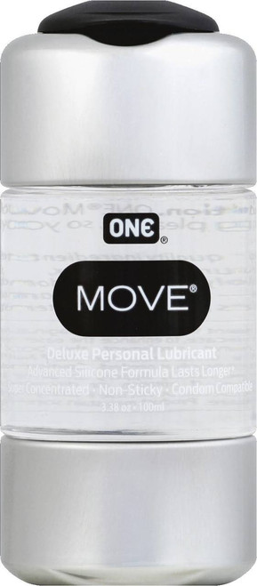 ONE Move Deluxe Personal Lubricant, 3.38 oz