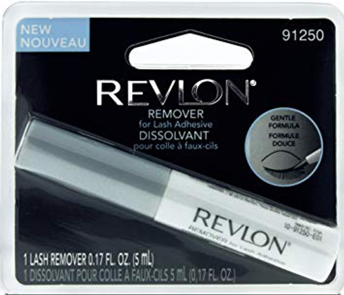 Revlon Precision Lash Adhesive, Gentle Formula, 0.17 OZ