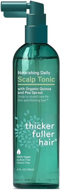 Thicker Fuller Hair Nourishing Daily Scalp Tonic, 4 oz
