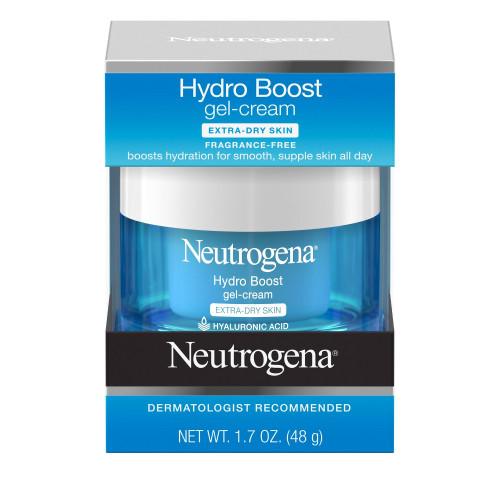 Neutrogena Hydro Boost Gel-Cream, Extra Dry Skin, 1.7 oz