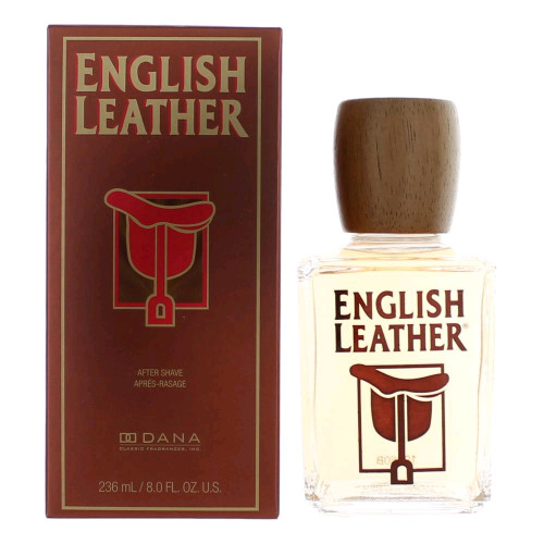English Leather Aftershave, 8 Oz