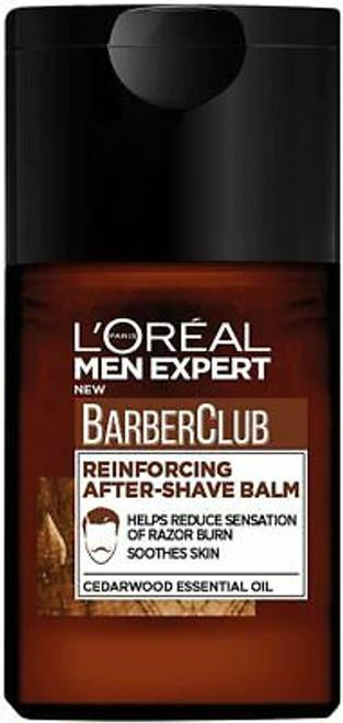 L'Oreal Men Expert Barber Club Reinforcing After Shave Balm, 125 ml (4.2 oz)