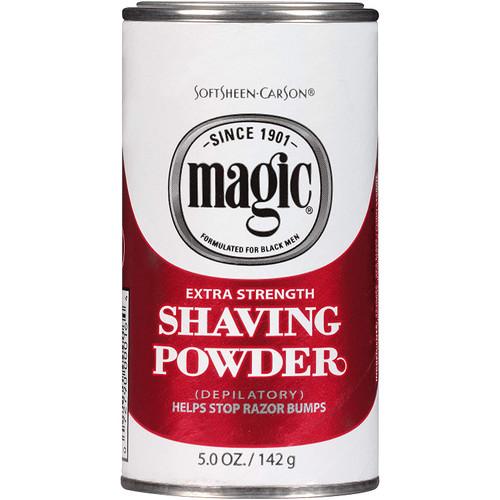 Magic Shave Extra Strength Shaving Powder, 5 OZ