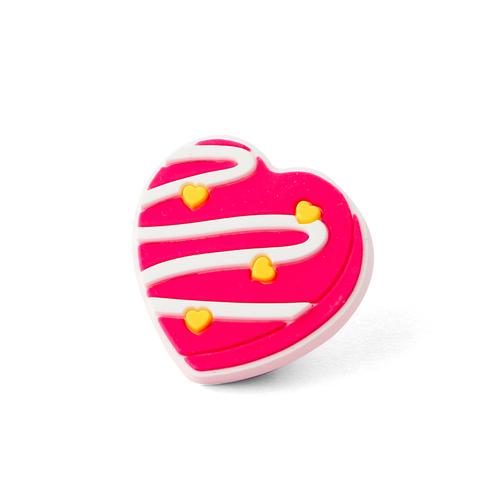 Sweet heart doughnut