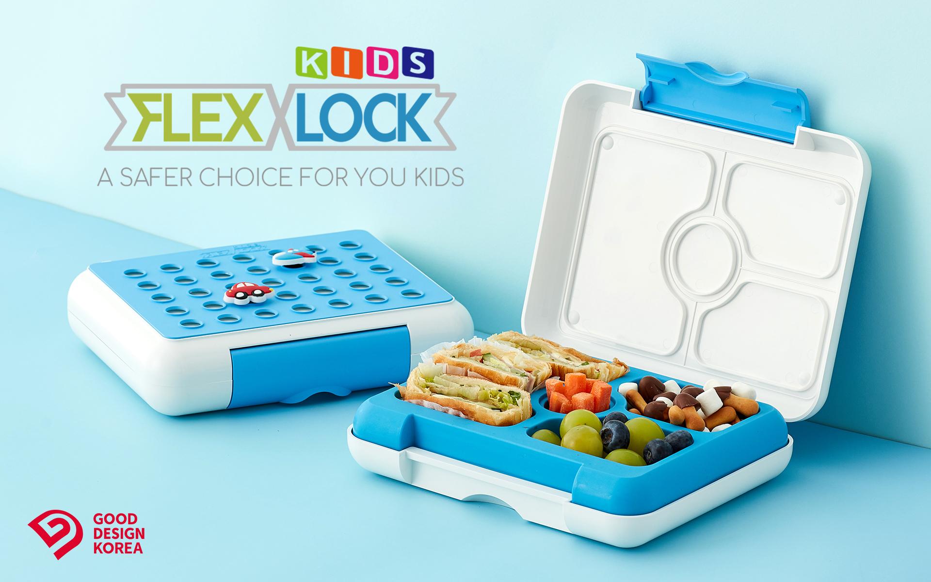 kids,bento,flexnlock,design