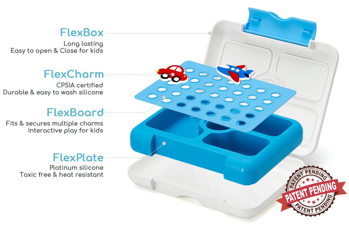 lunchbox,flex,silicone