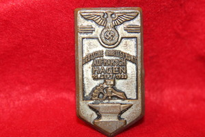 NSBO Castrop-Rauxel Day Badge.