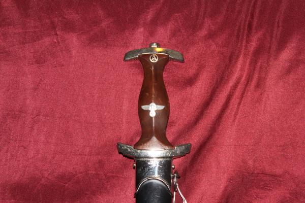 nskk dagger with rzm code 1198/40