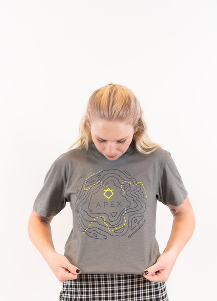 Apex Topographical T-Shirt