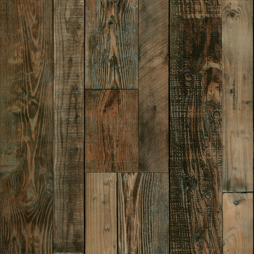 Supreme Click 10mm Stonewood Oak Laminate Flooring with Attached Pad A2001