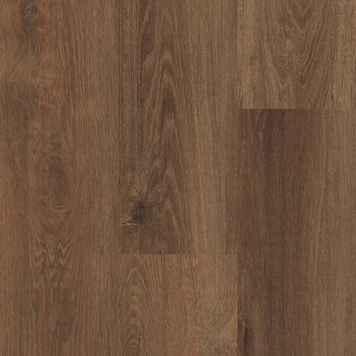 """Mohawk Solid Tech Rooted Honey Locust 7"""" Wide Rigid Core Waterproof Vinyl Plank with Attached Pad"""