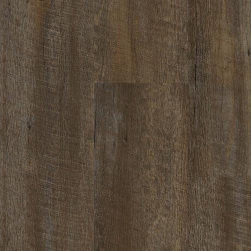 "Legendary Vintage Oak 9"" x 63""  Waterproof Luxury Vinyl Plank with Attached Cork"