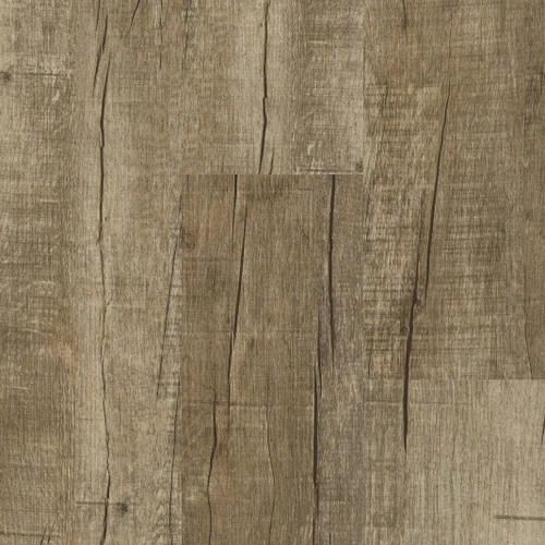 """Celebration Vintage Hickory 7"""" x 48""""  Waterproof Luxury Vinyl Plank with Attached Pad"""