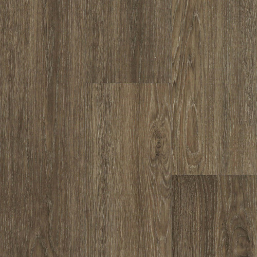 """20 mil Wear Layer - Supreme Elegance SPC Rigid Core Cathedral Grey Oak 7"""" x 48"""" Waterproof Luxury Vinyl Plank with Attached Cork TR5005"""