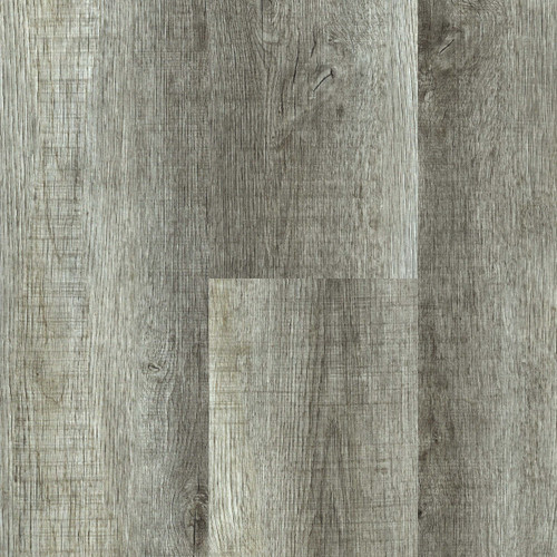 """Master Design Premier Rigid Core Lighthouse Point Hickory 9"""" x 60"""" Waterproof Vinyl Plank with Attached Pad"""