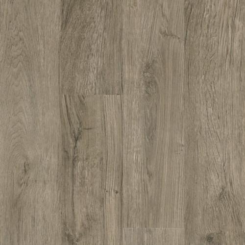 "Attached Cork - Yukon Series Rigid Core Waterproof Flooring Napoli Bristo Oak 7"" x 48"" Waterproof Luxury Vinyl Plank Flooring THO60"
