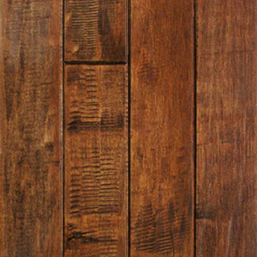"Mullican American Hardwood Maple Spiced Rum 5"" Wide 3/4"" Solid Hardwood Flooring 19002"