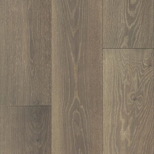 """Lot Purchase - Mullican Castillian White Oak Greystone Wirebrushed 7"""" Engineered Hardwood Flooring 19528"""