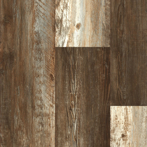 "Supreme Click Rock Solid Rigid Core SPC Waterproof Flooring Townsend Oak 9"" x 60"" Luxury Vinyl Plank Flooring TH380L-1"